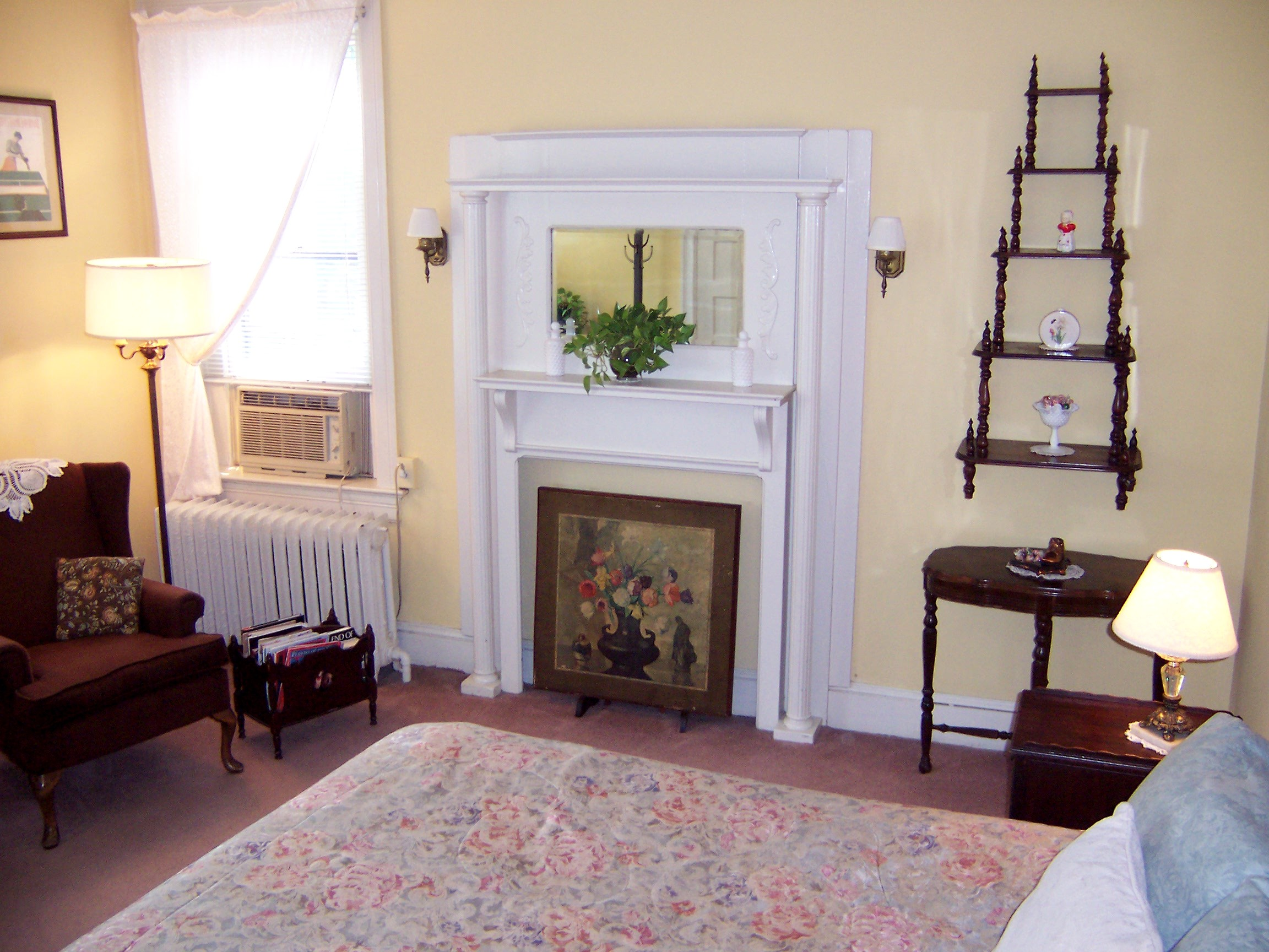 rooms washington dc b b kalorama guest house. Black Bedroom Furniture Sets. Home Design Ideas